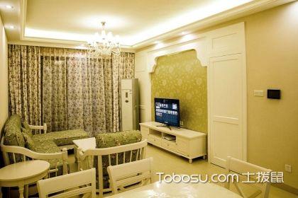 客厅隐形门电视墙如何设计?客厅隐形门电视墙设计技巧