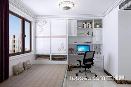 小臥室榻榻米設計要點介紹,小臥室榻榻米如何設計
