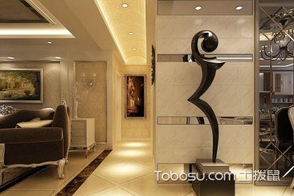客厅过道装修效果图欣赏,客厅过道装修如何设计