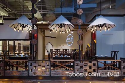 徽餐厅设计问题,应该怎么设计?