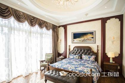 不同歐式臥室裝修效果圖案例,屬于你的浪漫華麗小窩