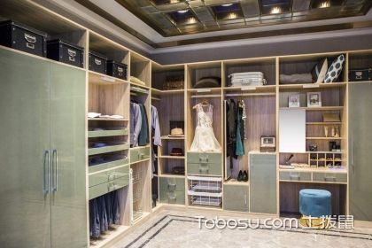 定制3平米衣帽间的装修攻略,设计好小空间也有大用处