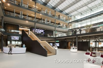 办公楼设计平面图,办公楼设计应该注意什么