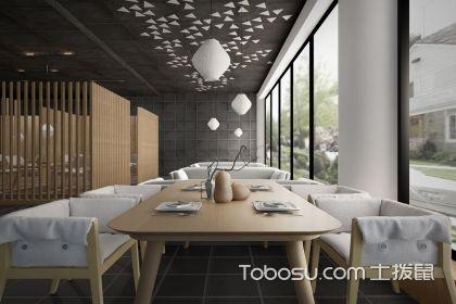 日式餐厅装修设计如何做?日式餐厅装修图片好参考
