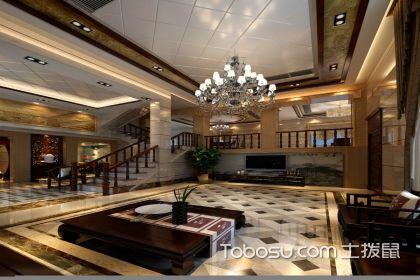 别墅大厅装修,总有你要的风格