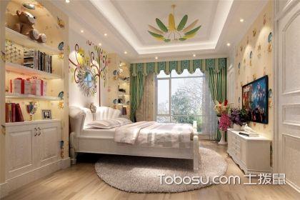 长沙儿童房装修效果图,5款可爱儿童房装修设计