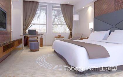 卧室地毯铺设效果图,地毯怎么铺更美观