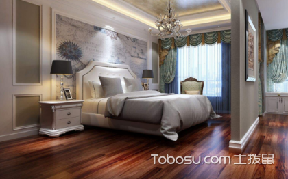 卧室床头墙装修效果图,让空间瞬间惊艳