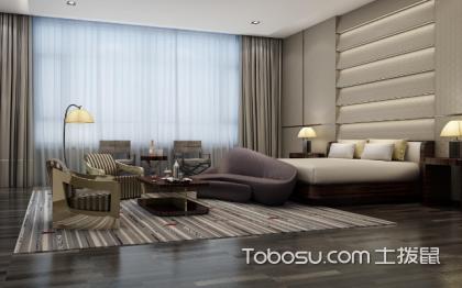别墅主卧室内装修效果图,打造创意居室空间