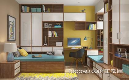 书房榻榻米设计,一个惬意的生活居室