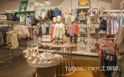 童装店铺装修效果图,个性童装店装修