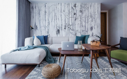 背景墙装饰效果,沙发背景墙设计案例