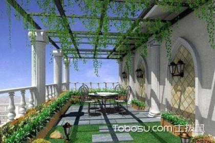 欧式花园设计效果图,快来get这些意想不到的知识吧