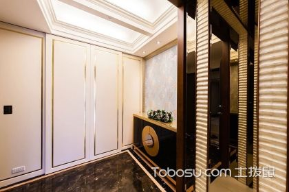 掌握室内玄关装饰技巧,提升家装整体档次!
