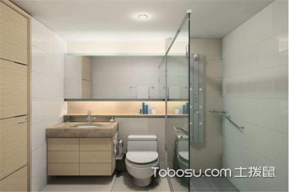 4平米小卫生间装修效果图,小空间也有大惊喜