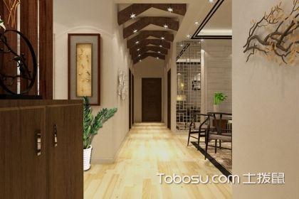 新中式玄关装修图案列,最经典的设计!