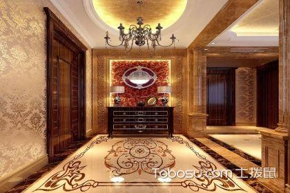 北京进门玄关装修效果图,家中门面不可马虎