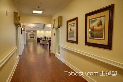 长过道装修效果图,让家居设计更美观