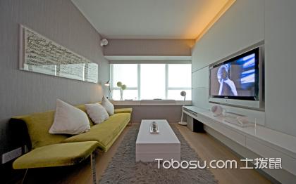 小户型房装修效果图,小空间装修出大格局
