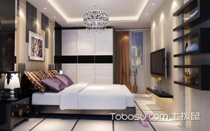 简约风格卧室装修效果图,打造不一样的空间
