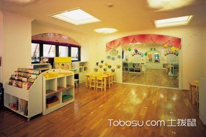 幼儿园室内地面铺什么好,幼儿园室内地面材料要具有什么特点