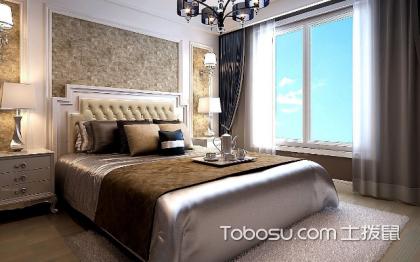 简欧风格卧室效果图,浪漫迷人的生活空间