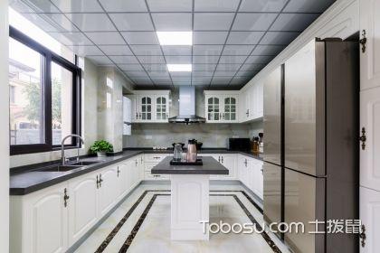 四种不同欧式风格厨房装修效果图,厨房演绎别样典雅与奢华