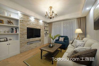 95平米两室两厅装修效果图案例,看看是不是你喜欢的