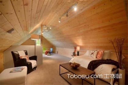 阁楼装修图片大全,迷你精致的空间享受