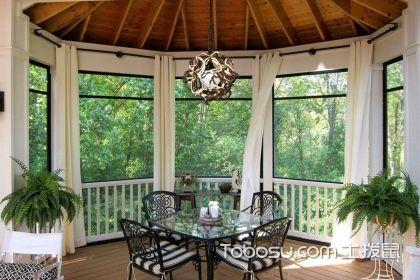 阳台墙面装潢怎样选的质料?有数墙面装潢质料选择