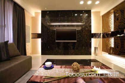 大理石电视背景墙怎么装修?大理石电视背景墙装修要点
