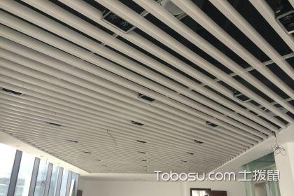 鋁方通吊頂施工工藝,鋁方通吊頂如何安裝