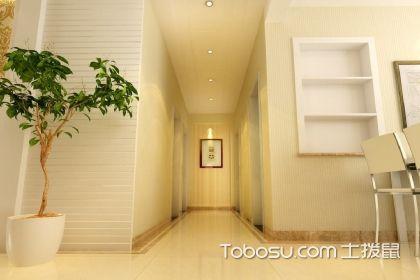门厅过道装修图,怎样做出特别的设计