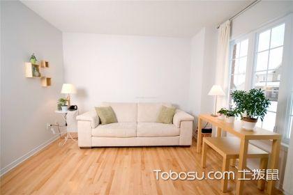 木地板装修效果图片,5款令人惊艳的客厅木地板装修案例欣赏