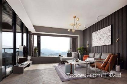 帶飄窗客廳裝修效果圖,讓生活更加溫馨愜意
