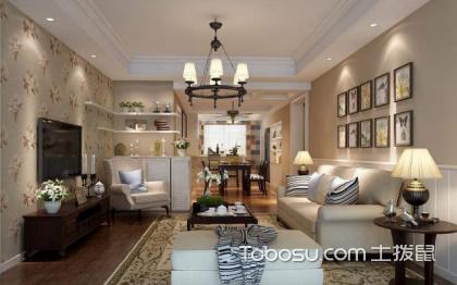 沙发背景墙现代,让客厅变得更时尚