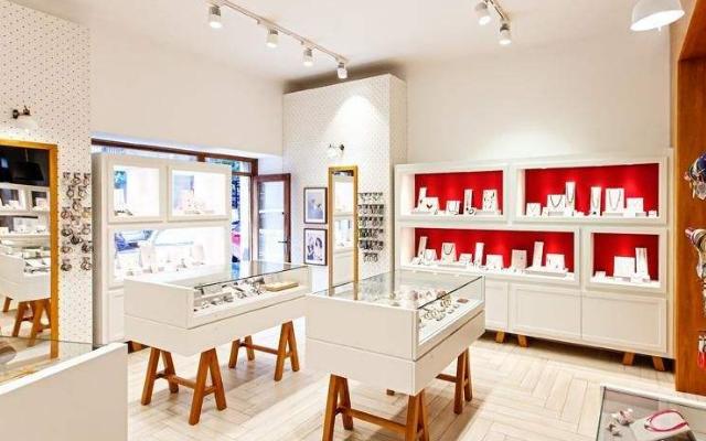 饰品店铺u乐娱乐平台图片,让你眼前一亮的店铺设计
