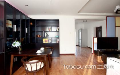 65平方二房一厅装修图,这样装修最合适