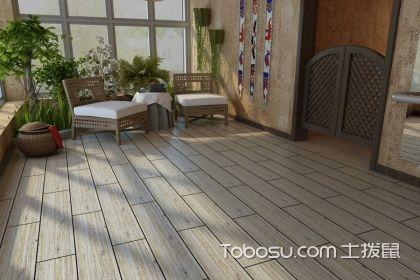 阳台地面装修材料推荐
