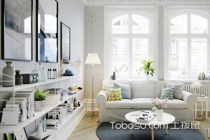 现代简约小户型装修注意事项介绍,合理设计房屋更实用