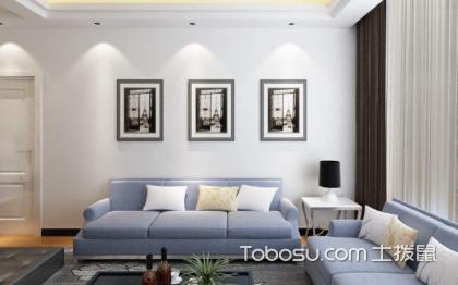 现代简约客厅沙发挂画,这些知识必须了解