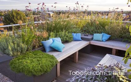 屋頂花園的施工順序,施工必看的知識