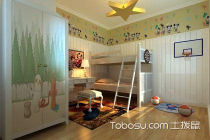 儿童房太小要怎么装修?4平米儿童房装修小技巧介绍