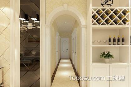 大户型走廊吊顶装修效果图,让家居分分钟美上天