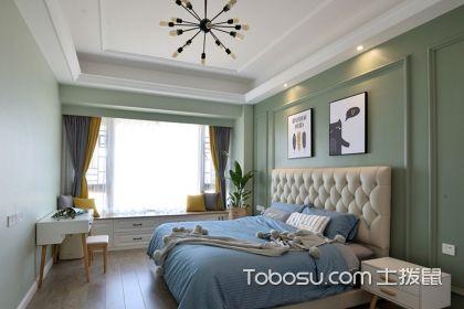 卧室石膏板吊顶效果图,打造属于你的个性睡眠空间