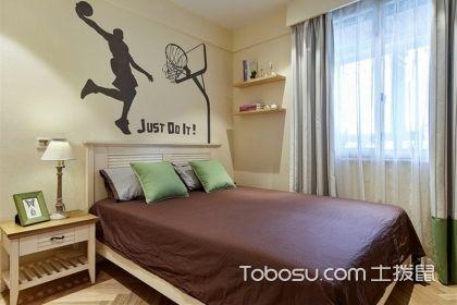 9平米儿童房装修设计图,这些设计太赞了
