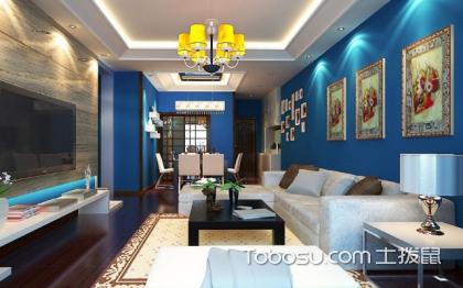客厅壁纸如何搭配?不同U乐国际美观度不同