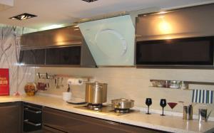 蓝谷智能厨房
