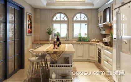 厨房岛台作用,厨房安装岛台好不好?