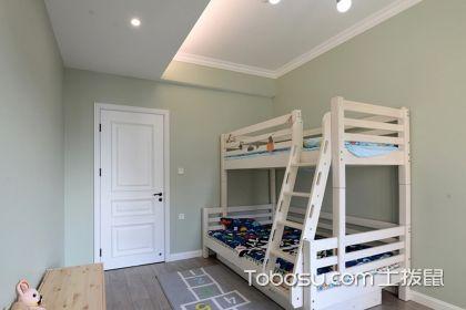儿童房装修上下铺效果图鉴赏,好有爱的设计啊
